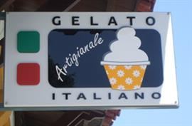 Marco Bortolini: Italian gelato business on the island of Rhodes