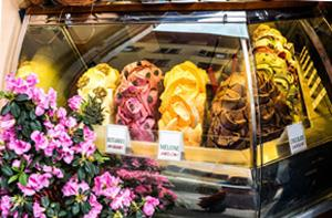 Investments, costs and revenues in opening a gelato shop: preparing a budget  and the investments' plan