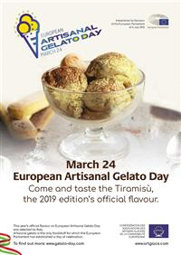Take part in Gelato Day