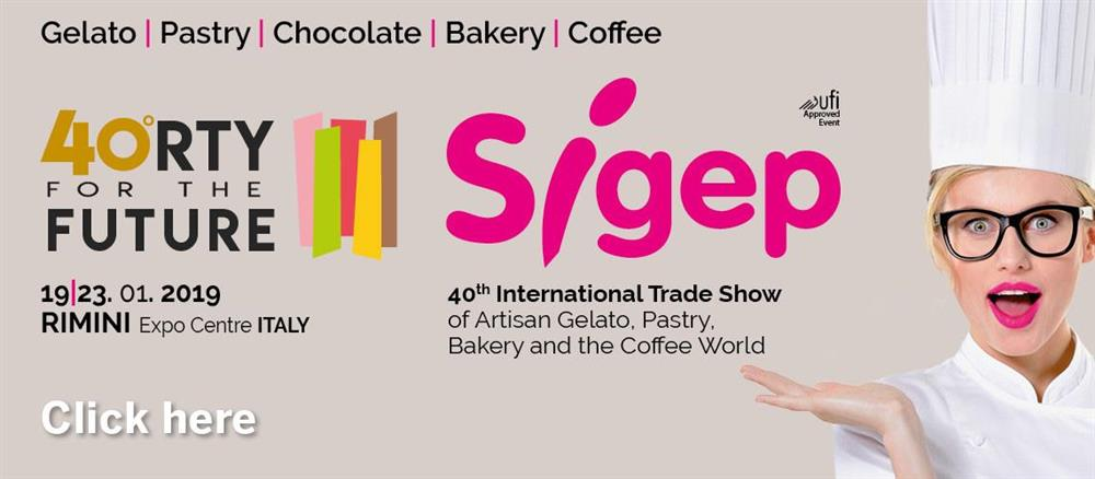 European Artisanal Gelato Day  to be discussed in a perfect setting the 40th Sigep, the Global Hand-Crafted Desserts Expo