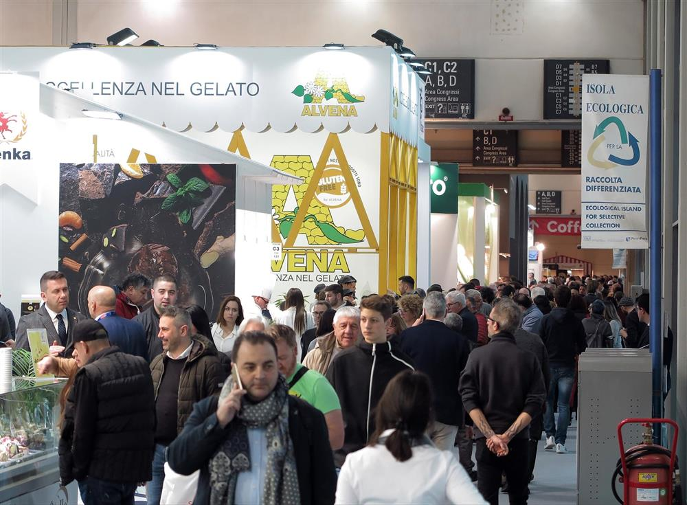 Inaugurated at Rimini Expo Centre the 40th Sigep, the International Sweet Foodservice Expo by Italian Exhibition Group