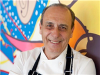 Celebrity chef Gennaro Contaldo to open Ice Cream & Artisan Foods Show