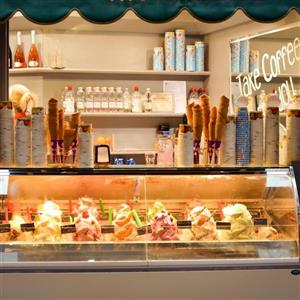 Italian gelato chains continue to grow, both in Italy and elsewhere