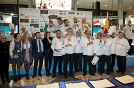 Italy won again the Gelato World Cup in Sigep Rimini